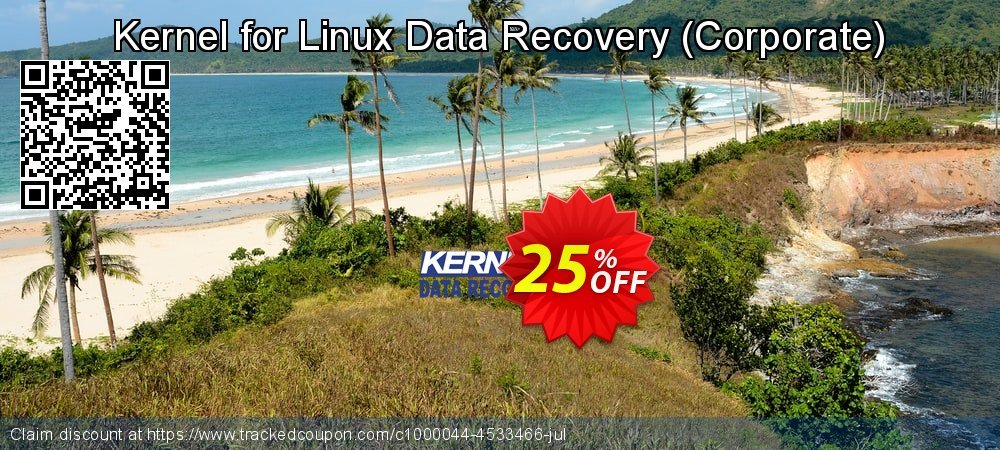Kernel for Linux Data Recovery - Corporate  coupon on Halloween discount
