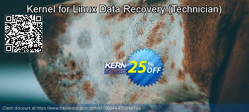 Kernel for Linux Data Recovery - Technician  coupon on Halloween offering discount