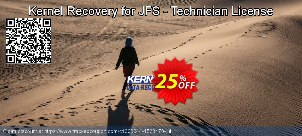 Kernel Recovery for JFS - Technician License coupon on Halloween discounts