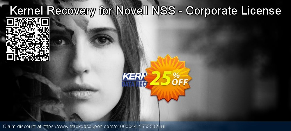 Kernel Recovery for Novell NSS - Corporate License coupon on Super bowl offering discount