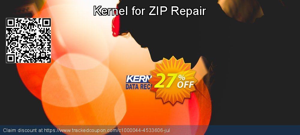 Kernel for ZIP Repair coupon on Halloween promotions