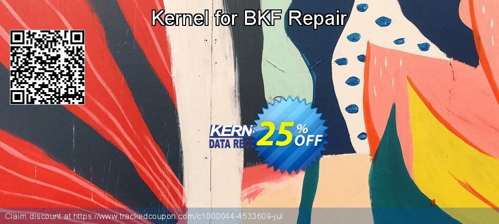 Kernel for BKF Repair coupon on Halloween offer