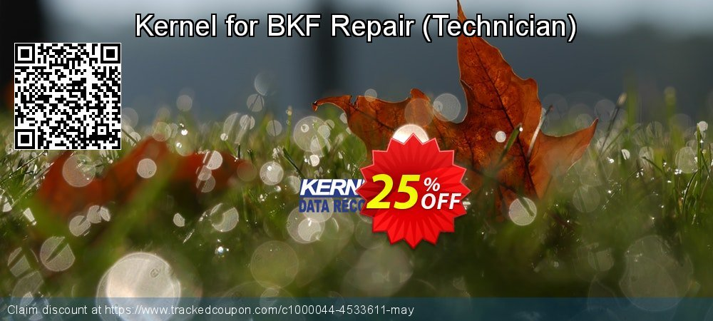 Kernel for BKF Repair - Technician  coupon on Halloween offering discount