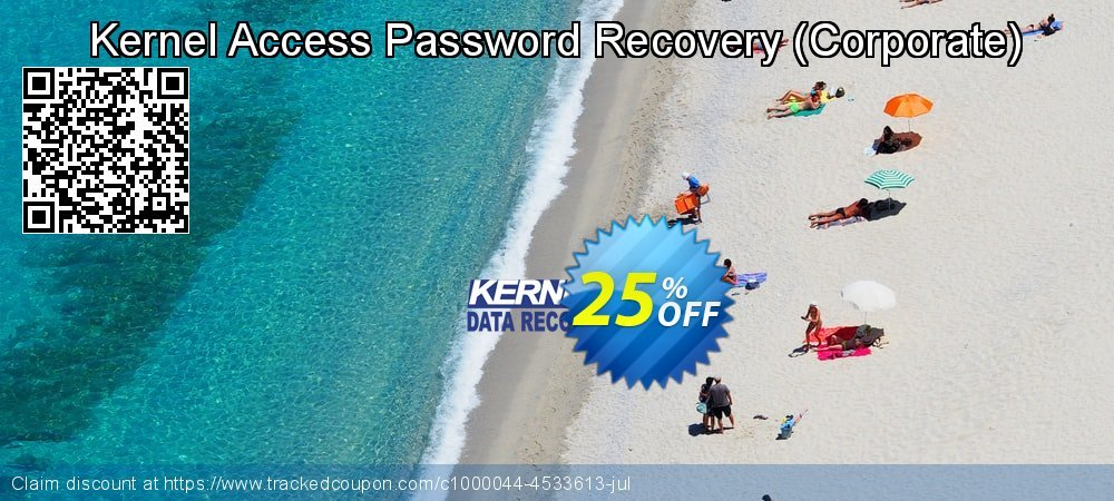 Kernel Access Password Recovery - Corporate  coupon on American Chess Day offering sales