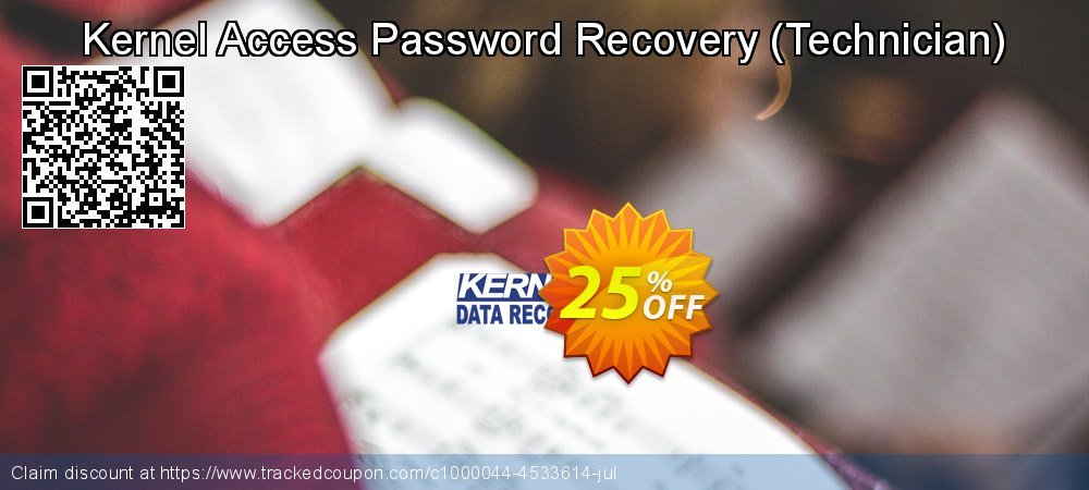 Claim 25% OFF Kernel Access Password Recovery - Technician Coupon discount September, 2021