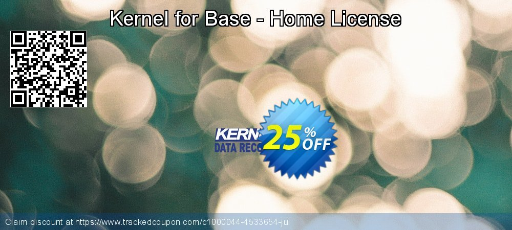Kernel for Base - Home License coupon on Valentine's Day discount