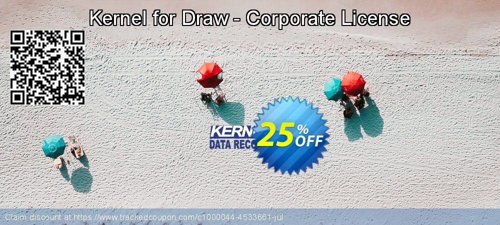 Kernel for Draw - Corporate License coupon on Read Across America Day offer