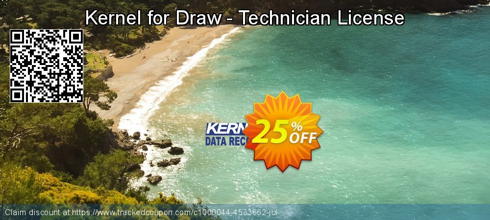 Kernel for Draw - Technician License coupon on Natl. Doctors' Day discount