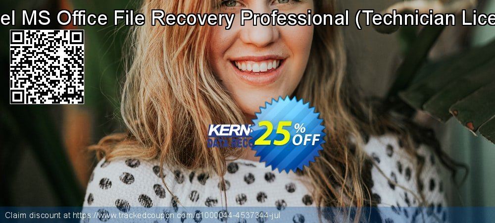 Kernel MS Office File Recovery Professional - Technician License  coupon on Halloween offer
