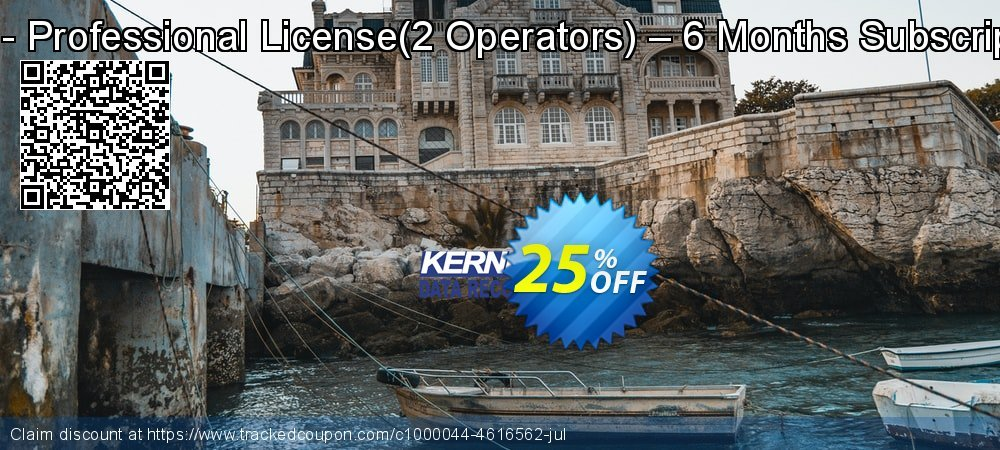 Lepide eAssistancePro - Professional License - 2 Operators – 6 Months Subscription with 6 Months free coupon on Halloween offer