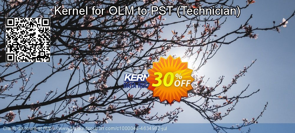 Kernel for OLM to PST - Technician  coupon on Halloween promotions