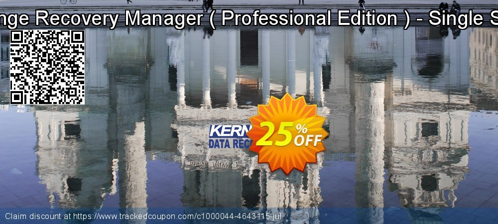 Get 10% OFF Lepide Exchange Recovery Manager ( Professional Edition ) - Single Server License offering discount