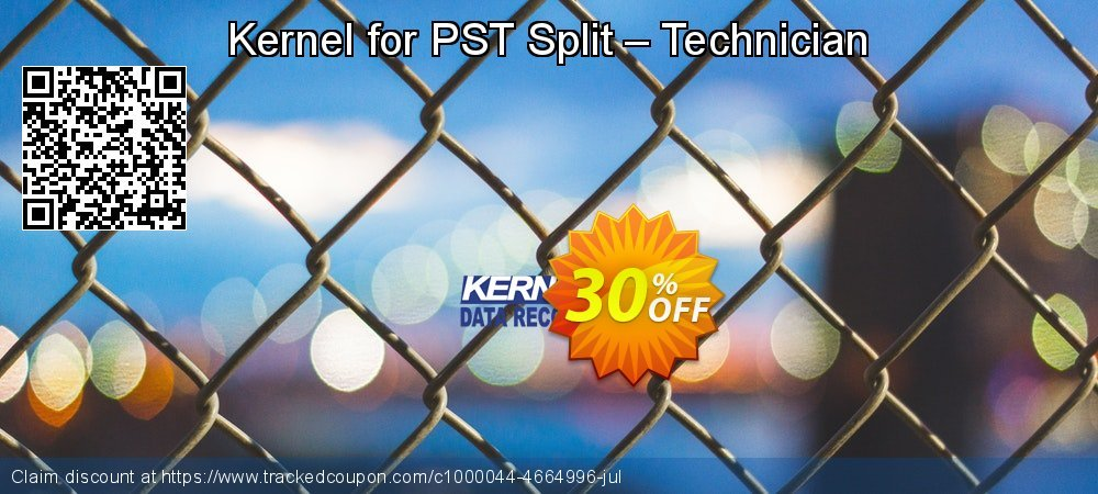 Kernel for PST Split – Technician coupon on Halloween discounts