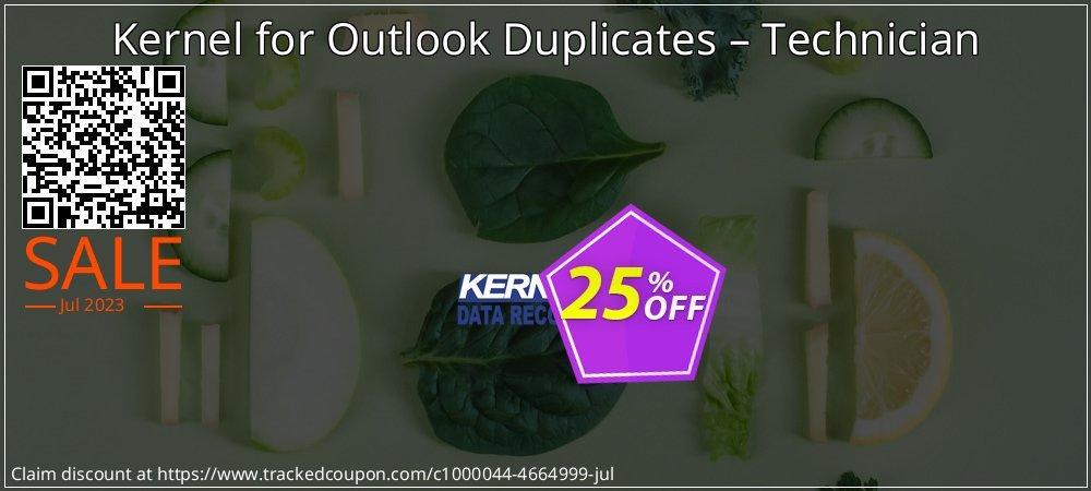 Kernel for Outlook Duplicates – Technician coupon on Halloween deals