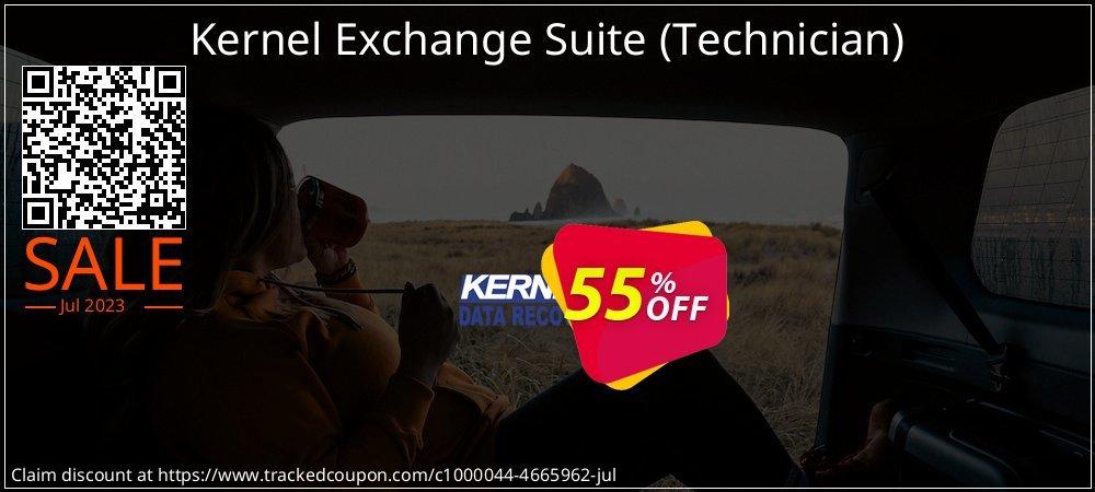 Kernel Exchange Suite - Technician  coupon on Grandparents Day sales