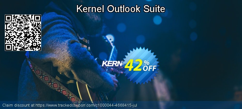 Kernel Outlook Suite coupon on Black Friday discounts