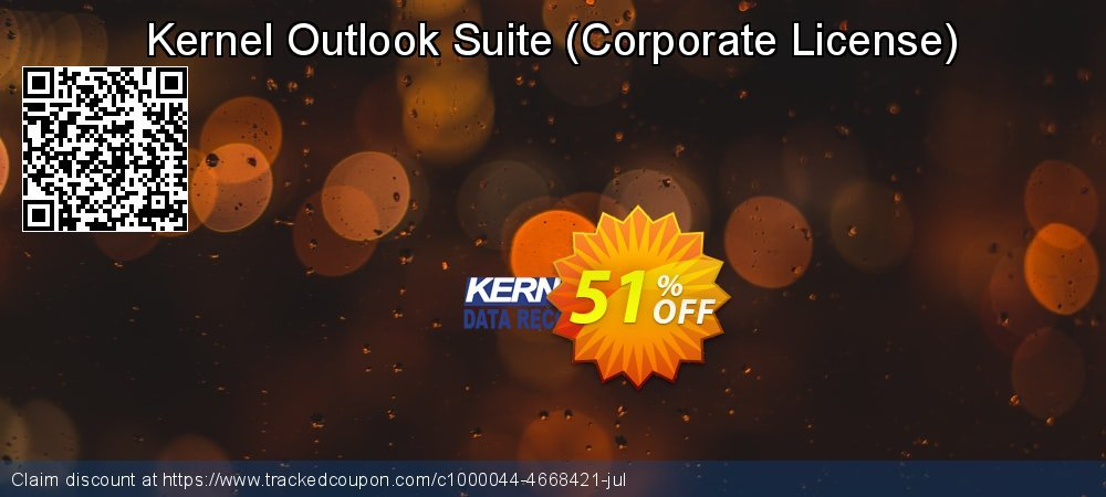 Kernel Outlook Suite - Corporate License  coupon on Sexual Health Day offer