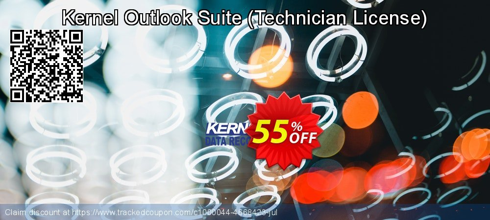 Kernel Outlook Suite - Technician License  coupon on Spring promotions