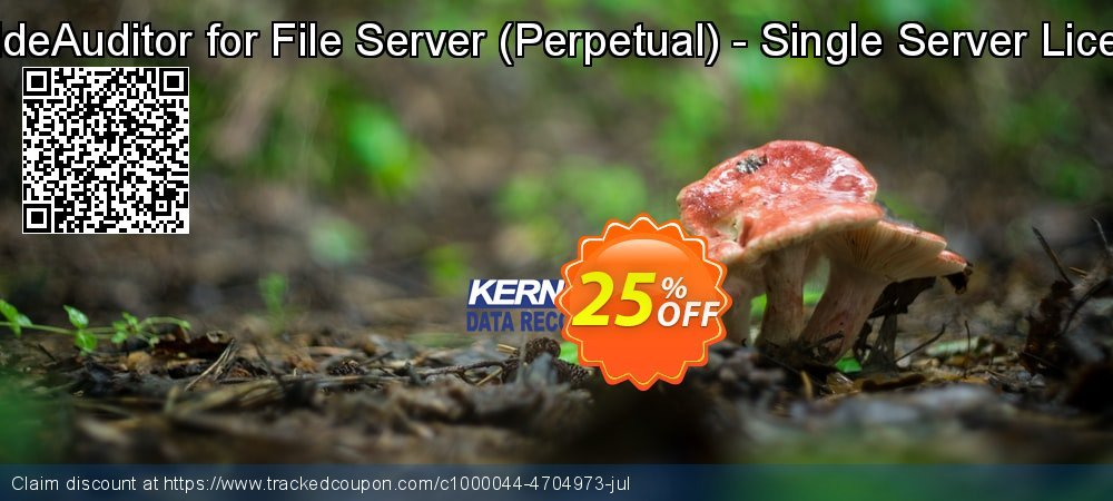 Get 10% OFF LepideAuditor for File Server (Perpetual) - Single Server License discounts