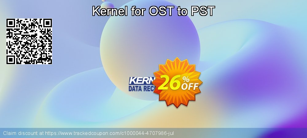 Kernel for OST to PST coupon on Halloween offering discount
