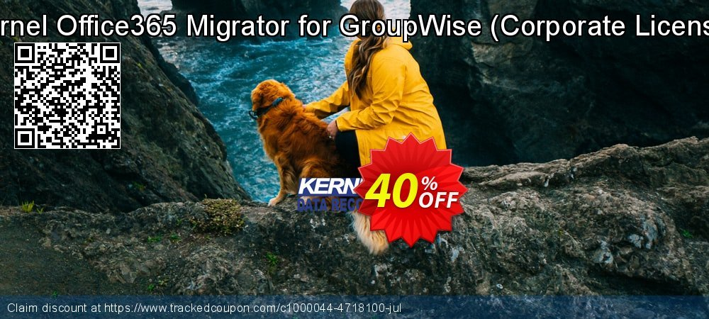 Kernel Office365 Migrator for GroupWise - Corporate License coupon on Halloween offer