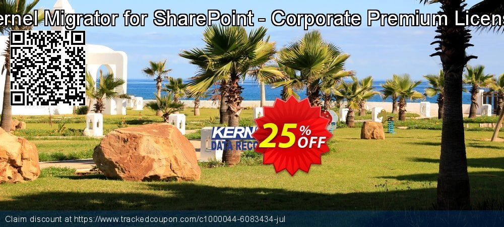 Kernel Migrator for SharePoint - Corporate Premium License coupon on Halloween sales