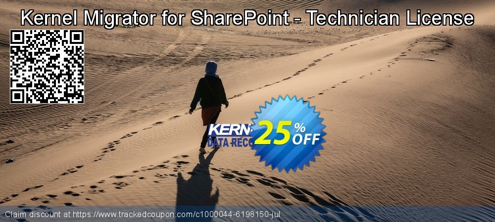 Kernel Migrator for SharePoint - Technician License coupon on Halloween offer