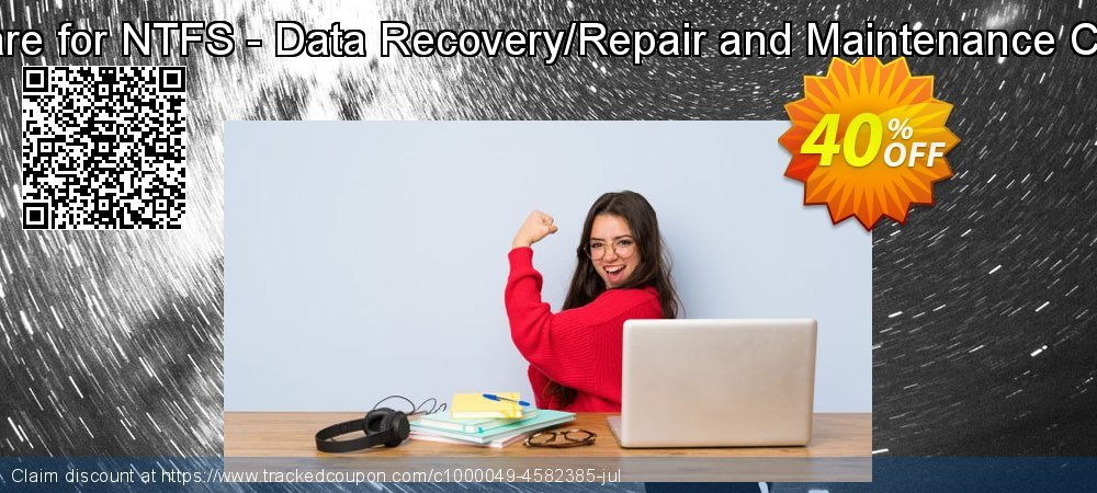 Data Recovery Software for NTFS - Data Recovery/Repair and Maintenance Company User License coupon on Easter Sunday super sale