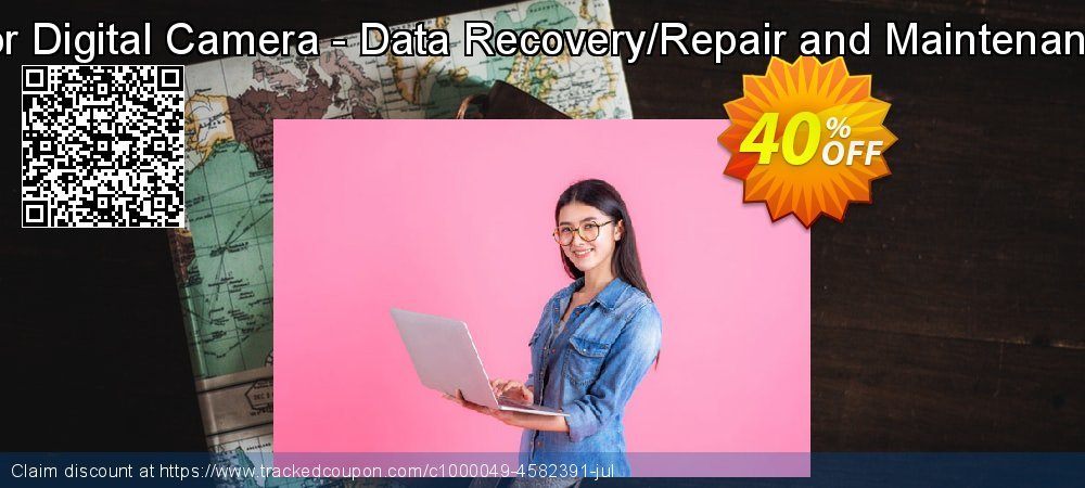Data Recovery Software for Digital Camera - Data Recovery/Repair and Maintenance Company User License coupon on Spring discount