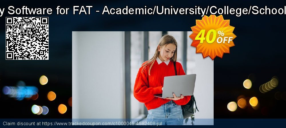 Data Recovery Software for FAT - Academic/University/College/School User License coupon on April Fool's Day offer