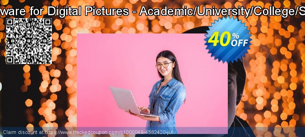 Data Recovery Software for Digital Pictures - Academic/University/College/School User License coupon on April Fool's Day offering sales