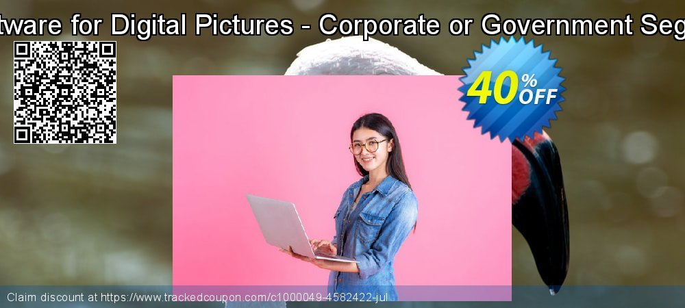 Data Recovery Software for Digital Pictures - Corporate or Government Segment User License coupon on Easter discounts