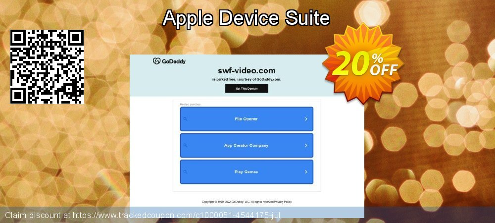 Apple Device Suite coupon on Spring super sale