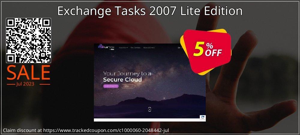 Get 5% OFF Exchange Tasks 2007 Lite Edition discounts