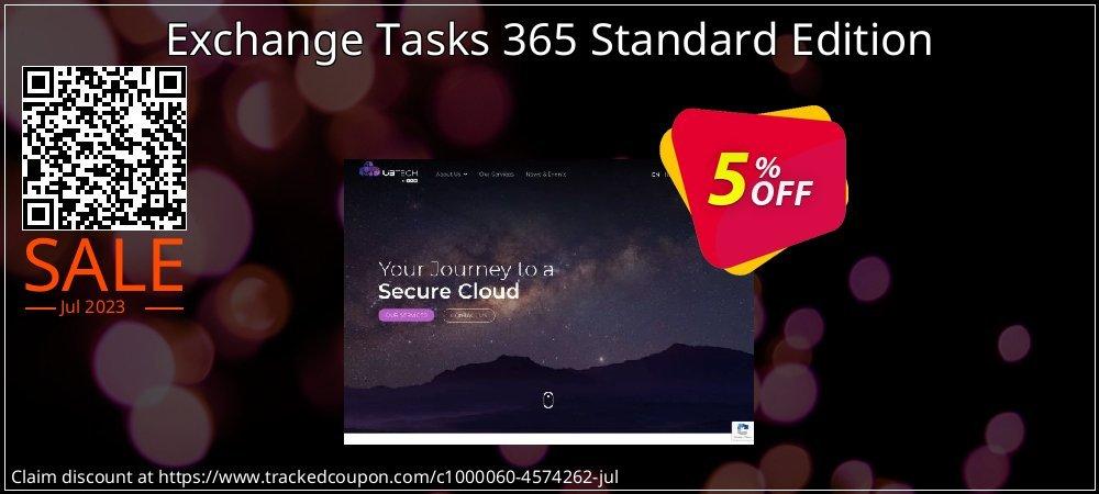 Get 5% OFF Exchange Tasks 365 Standard Edition deals