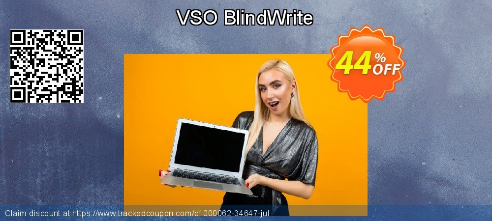 VSO BlindWrite coupon on Lunar New Year offering sales