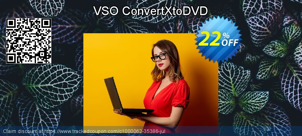 VSO ConvertXtoDVD coupon on Happy New Year super sale