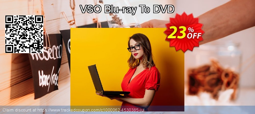 VSO Blu-ray To DVD coupon on New Year's Day sales