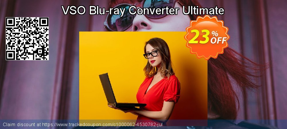 VSO Blu-ray Converter Ultimate coupon on Happy New Year deals