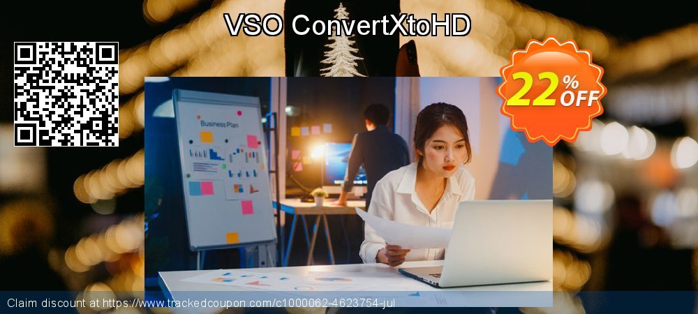 VSO ConvertXtoHD coupon on Happy New Year discount