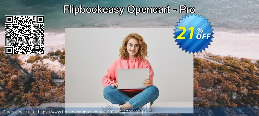 Flipbookeasy Opencart - Pro coupon on Spring offer