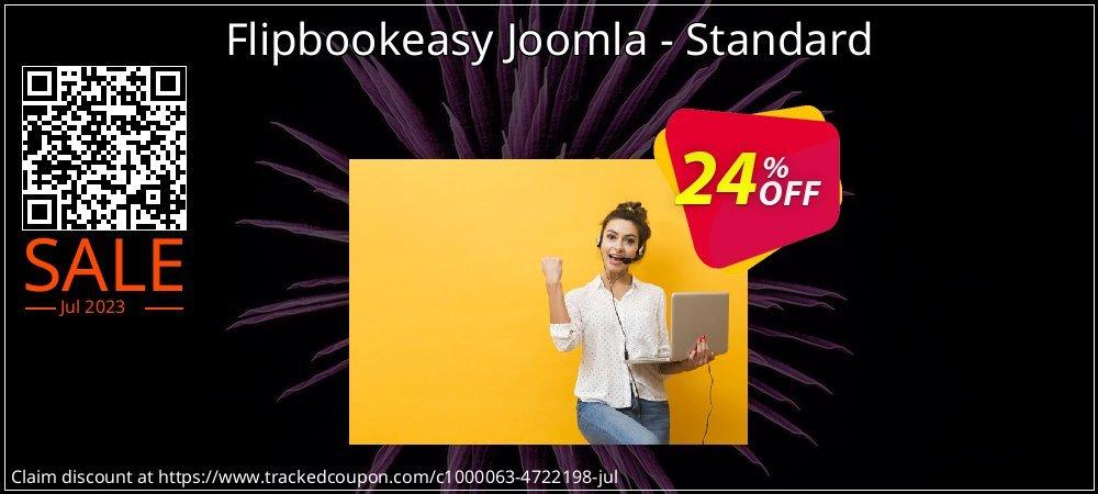Flipbookeasy Joomla - Standard coupon on Easter sales