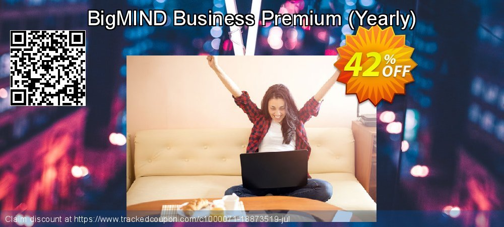 Get 60% OFF BigMIND Business Premium offering sales