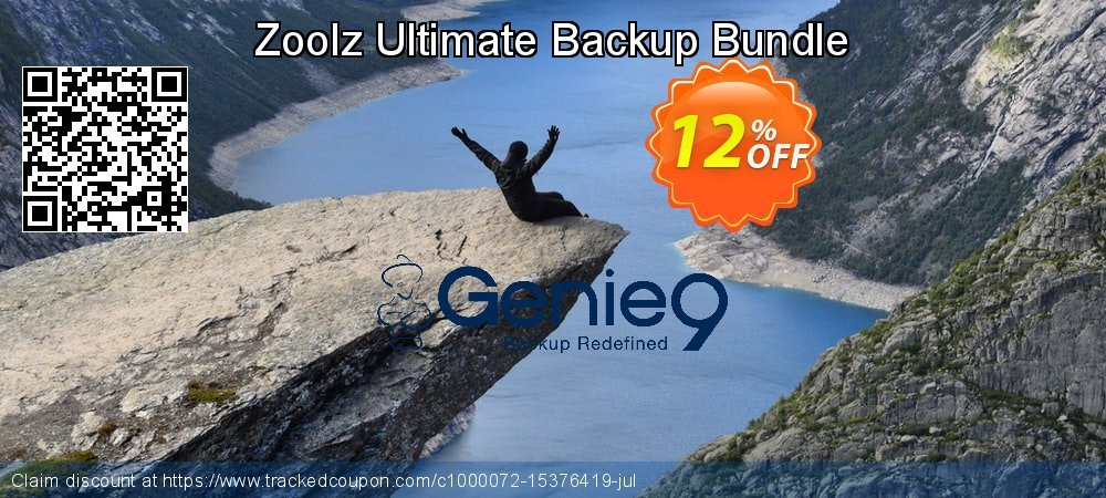 Zoolz Ultimate Backup Bundle coupon on Spring discount