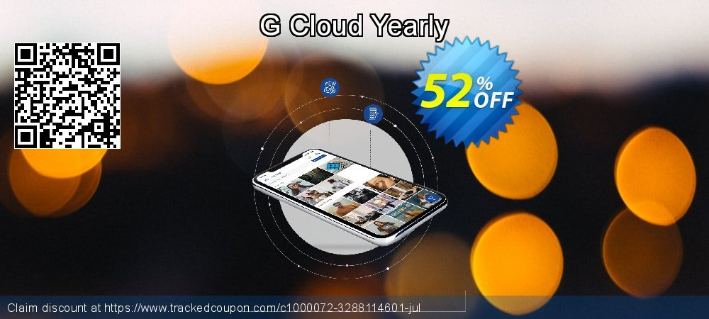 G Cloud Yearly coupon on National Noodle Day discounts