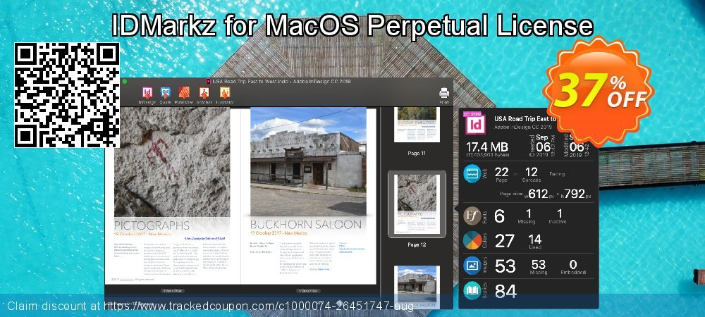 IDMarkz for Mac - Perpetual  coupon on Exclusive Teacher discount sales