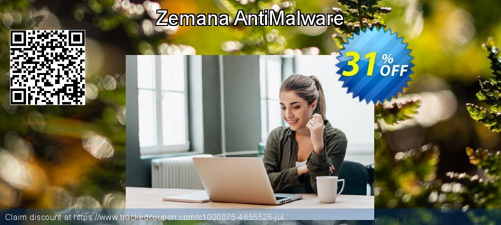 Zemana AntiMalware coupon on April Fool's Day discounts