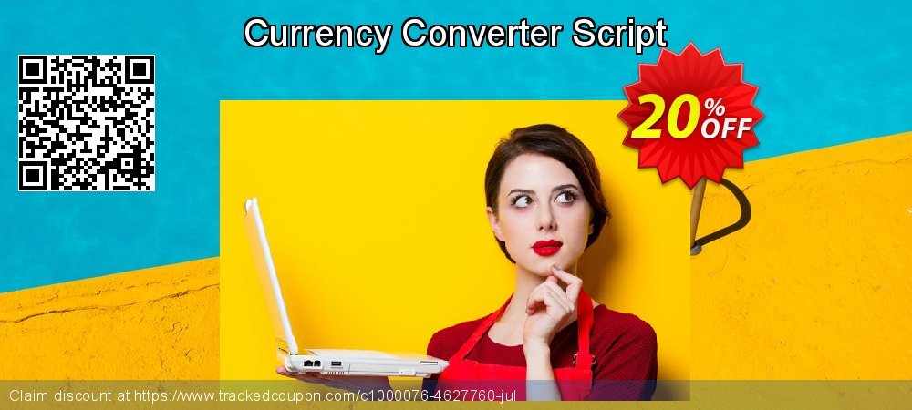 Get 10% OFF Currency Converter Script offering deals