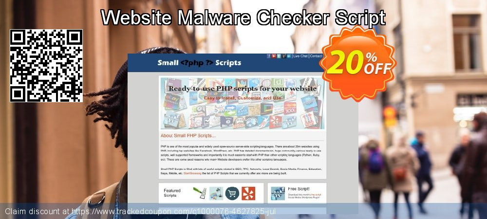 Website Malware Checker Script coupon on Mothers Day super sale