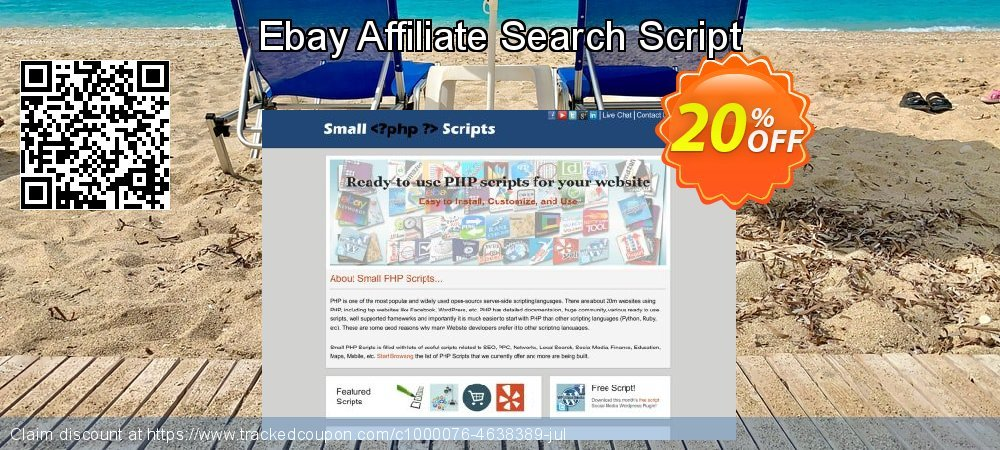 Ebay Affiliate Search Script coupon on Mothers Day offering discount